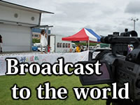 Festival Live Broadcastingのイメージ